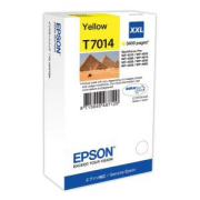 Atrament Epson T7014 yellow XXL C13T70144010 WP4000/WP4500